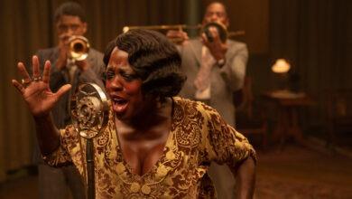 Viola Davis Ma Rainey Review