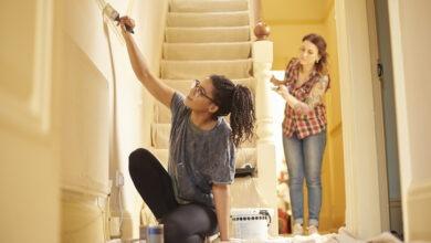 Lesbians love DIY