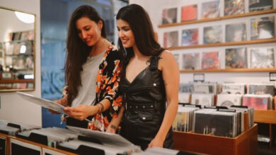 Finding love through music with the Vinylly App