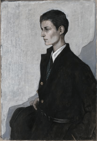 Peter, A Young English Girl, 1924 by Romaine Brooks