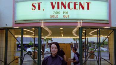 St Vincent New Film